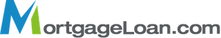 Mortgage loan logo